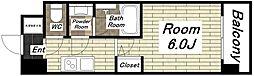 スプランディッド難波I[12階]の間取り
