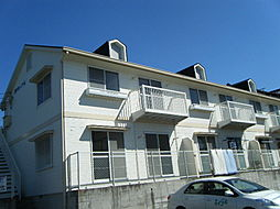 愛知県常滑市字脇田口の賃貸アパートの外観