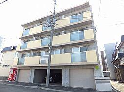 北海道札幌市東区北15条東13丁目の賃貸マンションの外観