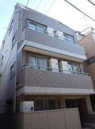 東京都葛飾区高砂5の賃貸マンションの外観