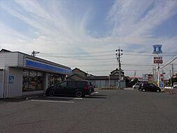 ローソン津島白浜町店 徒歩 約8分(約620m)