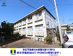 ファミーユヨシノ[2階]の外観