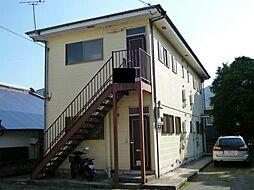菅沼アパート[102号室]の外観