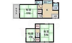 桃山台駅 4.2万円