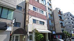 古川マンション西[2階]の外観