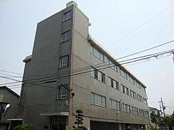 第一西本マンション[4階]の外観