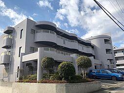 大阪府茨木市北春日丘4丁目の賃貸マンションの外観