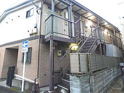 ハレ ナネア[2階]の外観