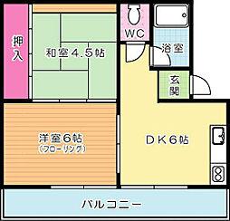 戸畑駅 2.5万円