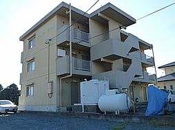 静岡県浜松市北区東三方町の賃貸マンションの外観