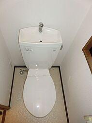 エスポアールのトイレ