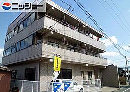 都築ハイツ[3階]の外観