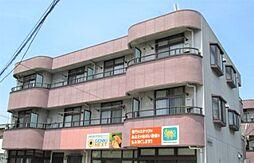 埼玉県行田市城西2丁目の賃貸マンションの外観