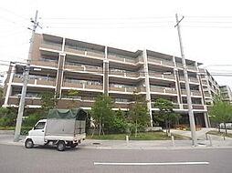 兵庫県神戸市東灘区住吉山手7丁目の賃貸マンションの外観