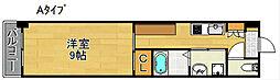ヴァンヴェール 02[2階]の間取り