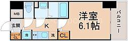 メインステージ大阪ノースマーク[7階]の間取り
