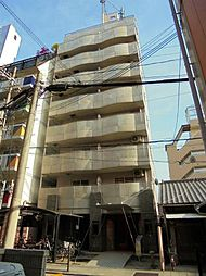 ハイコート駒川[2階]の外観