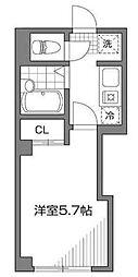 アイヴィラージュ[2階]の間取り