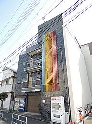 港晴ハイツ[2階]の外観
