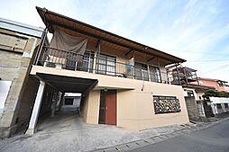 福岡県田川市日の出町の賃貸アパートの外観