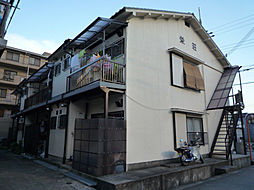 第一栄荘[110号室]の外観
