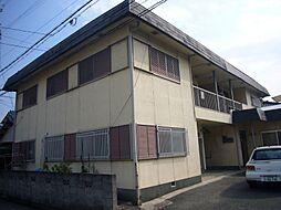 松本マンション[202号室]の外観