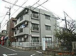 東京都調布市富士見町1丁目の賃貸マンションの外観
