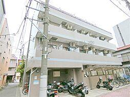 レジデンス蒲田[4階]の外観