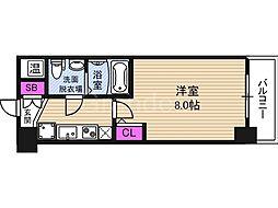 No77HANATEN001[13階]の間取り