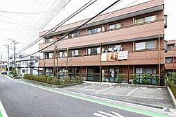埼玉県さいたま市北区別所町の賃貸マンションの外観
