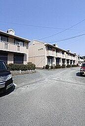 福岡県福岡市早良区田隈2丁目の賃貸アパートの外観