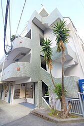 鹿児島県鹿児島市唐湊4丁目の賃貸マンションの外観