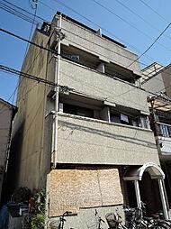 アネックス西九条[2階]の外観