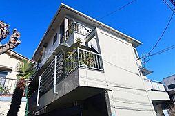 第2有保マンション[2階]の外観