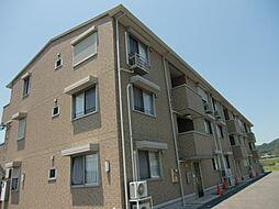 和歌山県和歌山市谷の賃貸アパートの外観