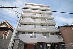 大阪府東大阪市稲田新町2丁目の賃貸マンションの外観