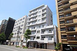 北海道札幌市中央区南2条西19丁目の賃貸マンションの外観