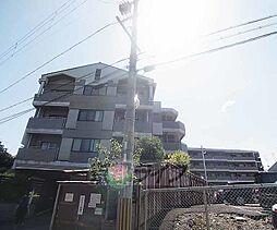 京都府京都市右京区常盤山下町の賃貸マンションの外観