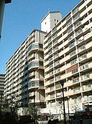 大阪府大阪市阿倍野区旭町2丁目の賃貸マンションの外観