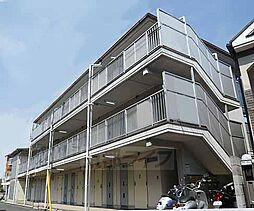 京都府向日市寺戸町小佃の賃貸マンションの外観