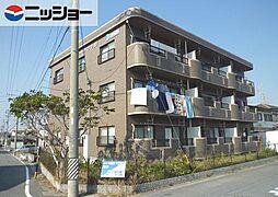 リバーパークマンション[3階]の外観