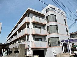 レディスマンション砂山南[1階]の外観