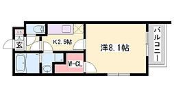 ひめじ別所駅 4.7万円