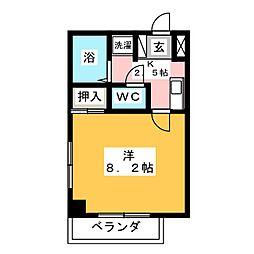 米野駅 4.9万円