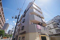 M'PLAZA津田駅前参番館[4階]の外観