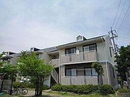 長野県松本市野溝西1丁目の賃貸アパートの外観