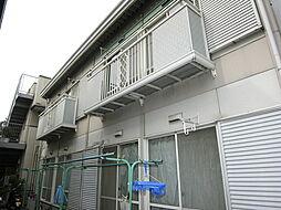須山ハイツ[201号室]の外観