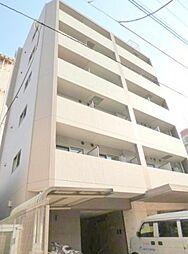 東京都練馬区中村北3丁目の賃貸マンションの外観