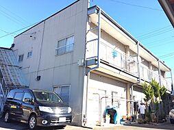 長野県諏訪市渋崎の賃貸マンションの外観