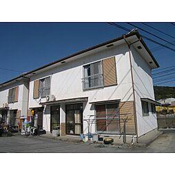崎村アパート[A号室]の外観